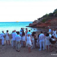 destination wedding, Ibiza beach