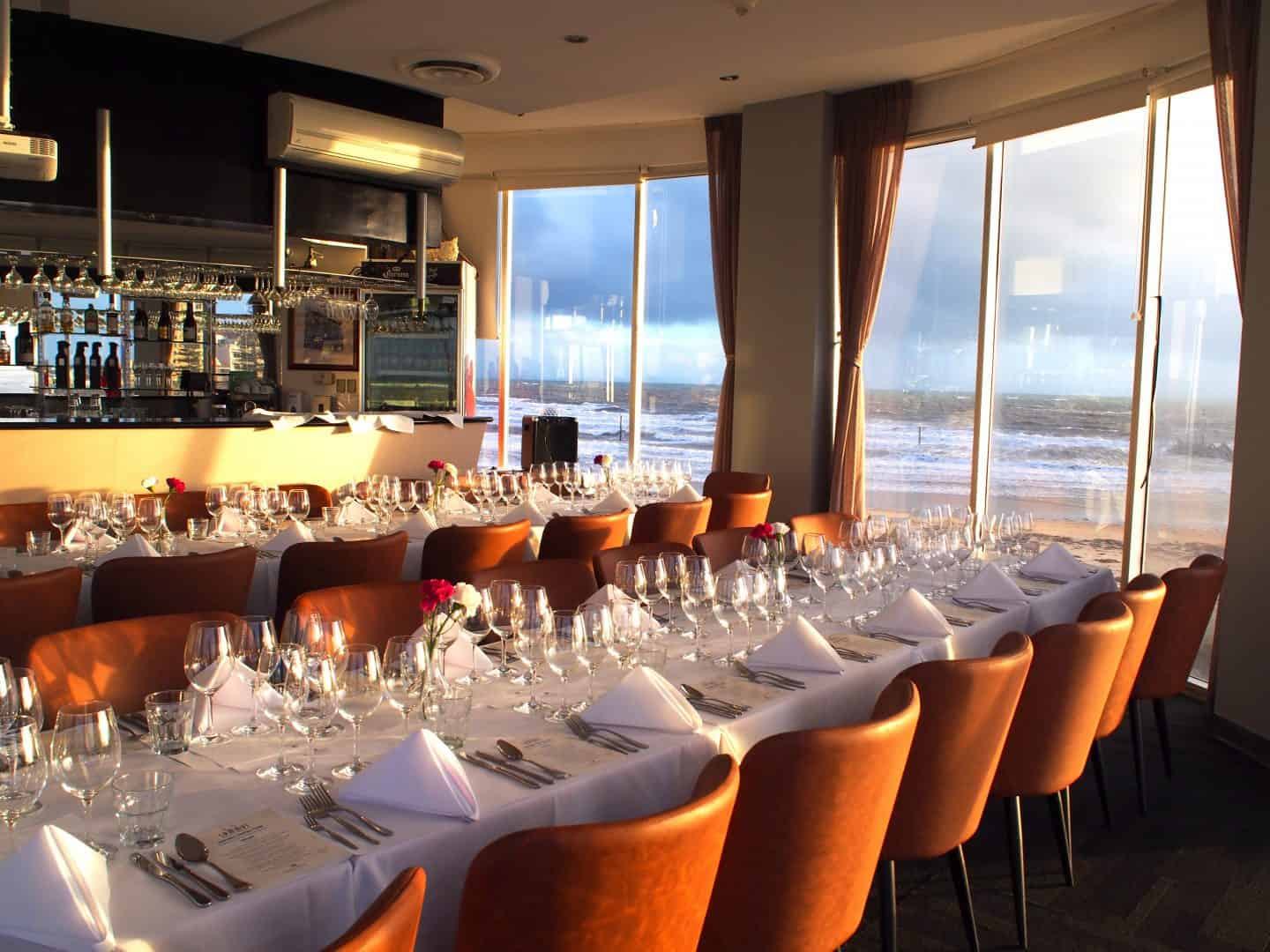 function room Sammys on the Marina