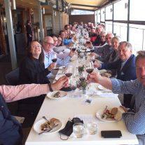 Pauletts Long Lamb Lunch celebration